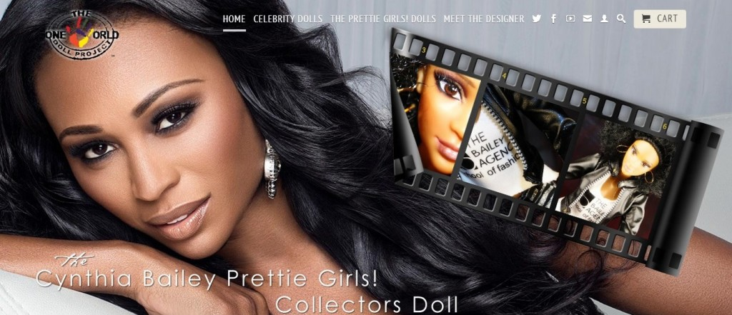 Cynthia Bailey Doll
