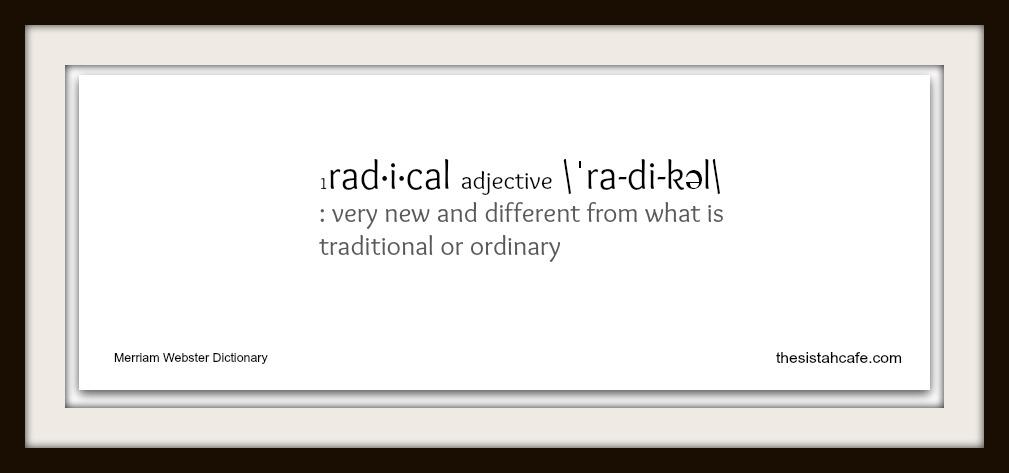 radicalization dissertation meaning