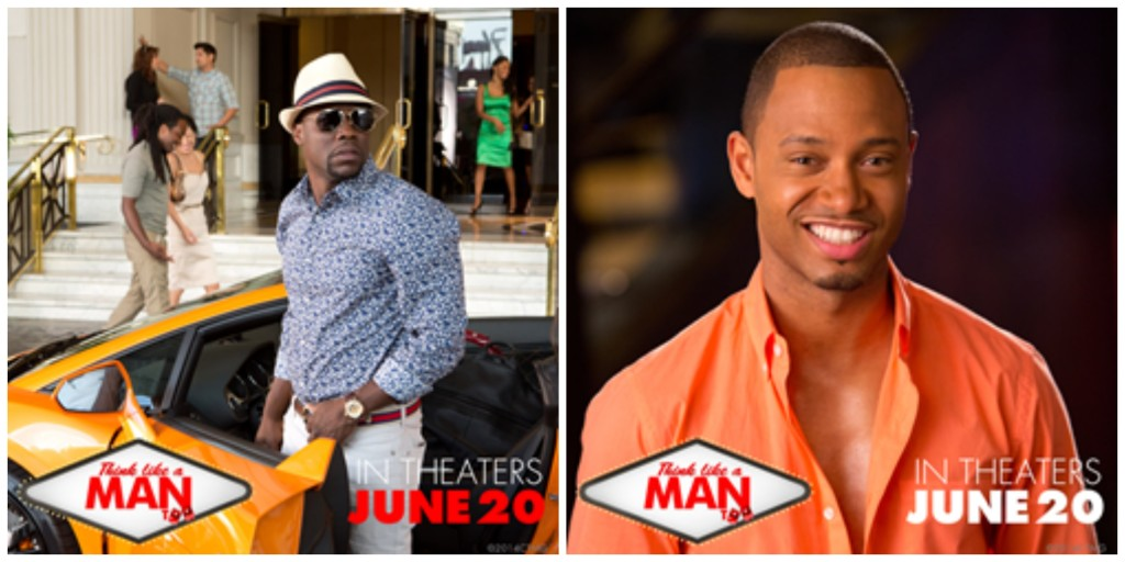 Think Like A Man Too Kevin Hart Terrence J