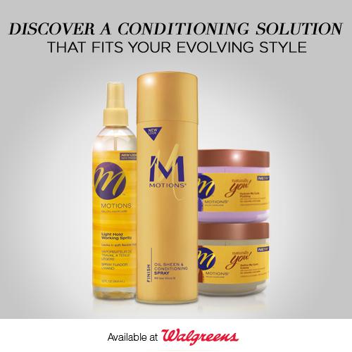 Motions Natural Hair Products Reviews