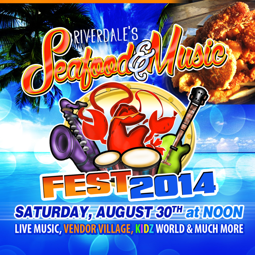 Riverdale Seafood & Music Fest