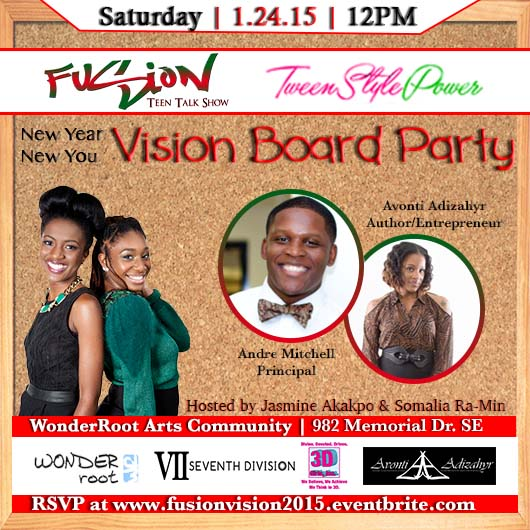 Fusion Teen Talk Show Amp Tweenstyle Power To Host Vision