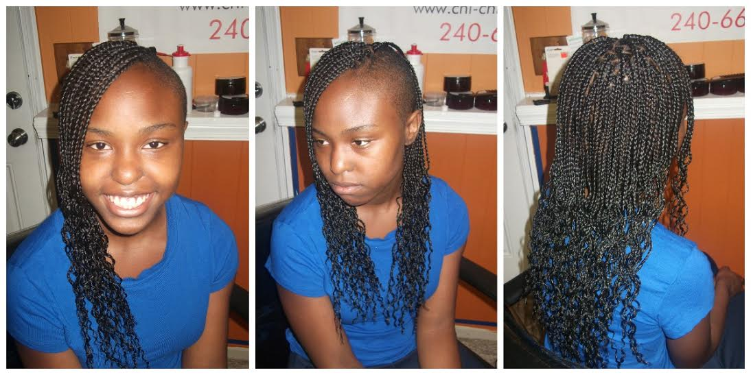 3 fashionable protective styles for teens with