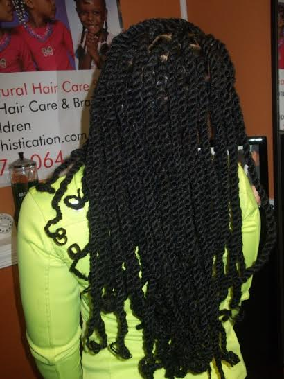 Crochet Marley Hair How Many Packs : ... crochet braids. Crochet Braids w/ Side Braids (Marley Hair) many packs