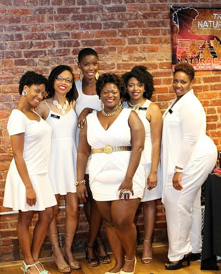 Natural hair freedom events