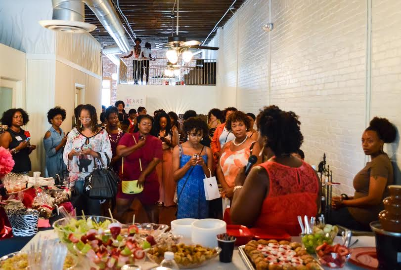 natural hair freedom event