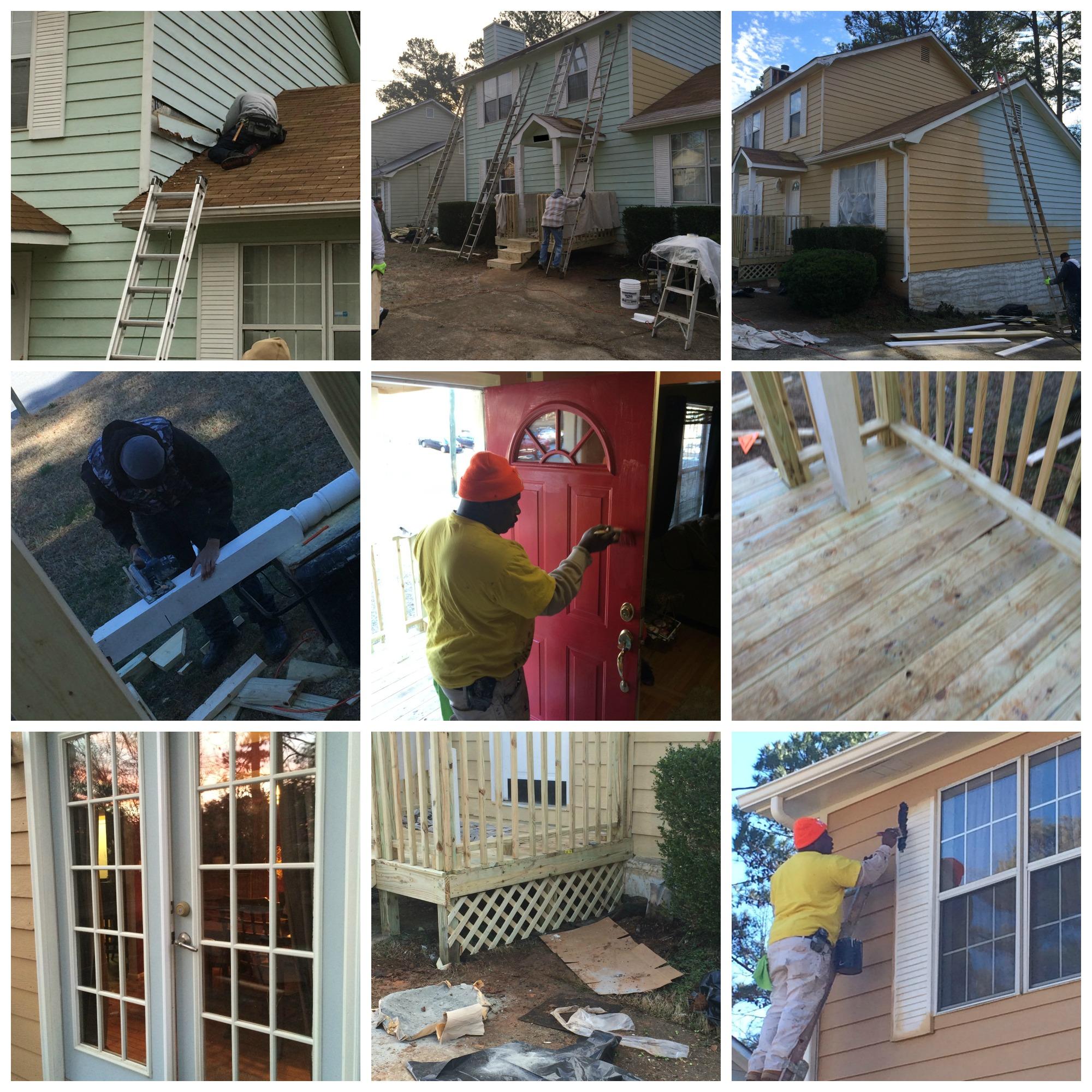 Home Renovations Sherwin Williams