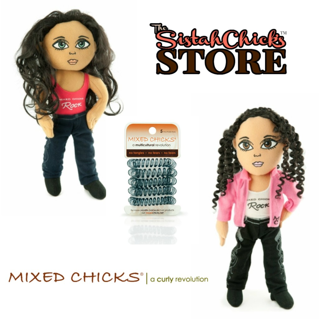 The SistahChick Mixed Chicks Collab
