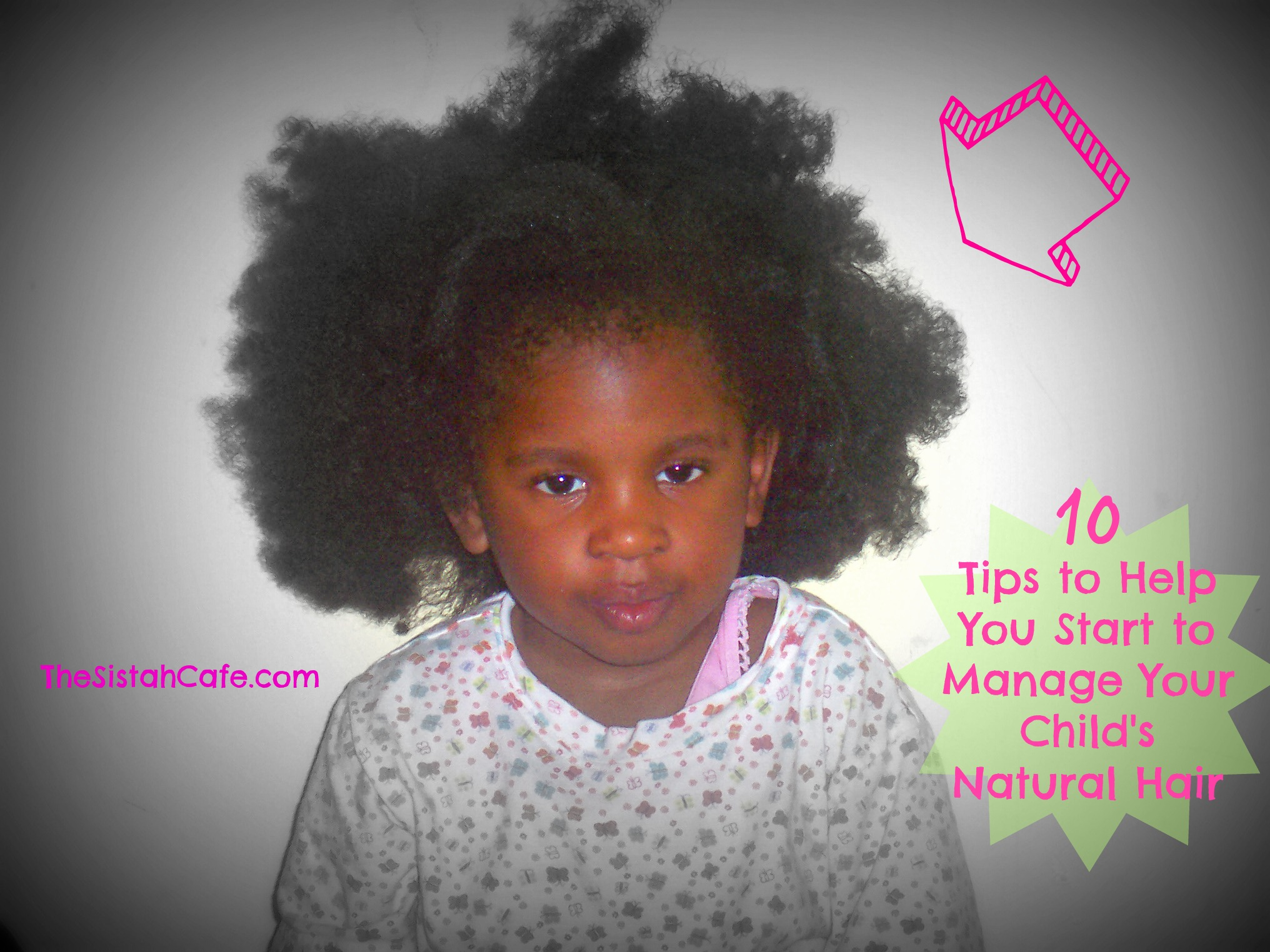 how to start your hair natural