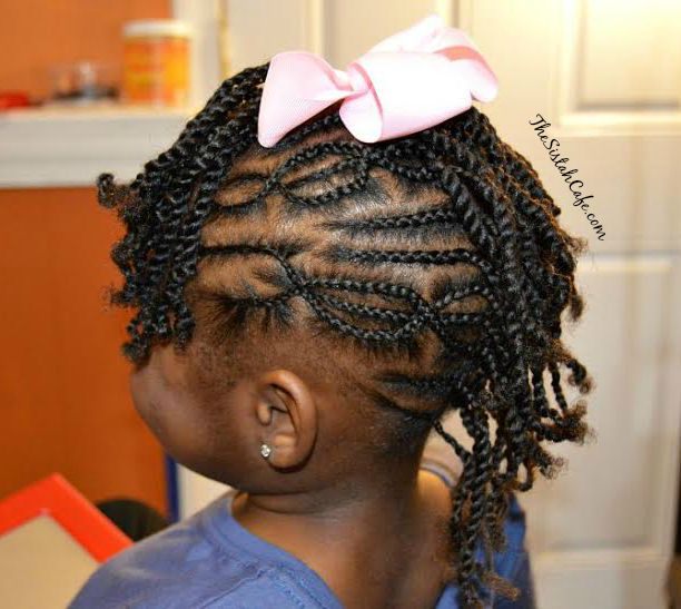 Super The Pros Amp Cons Of Cornrow Styles For Children Naturalhair The Hairstyles For Women Draintrainus