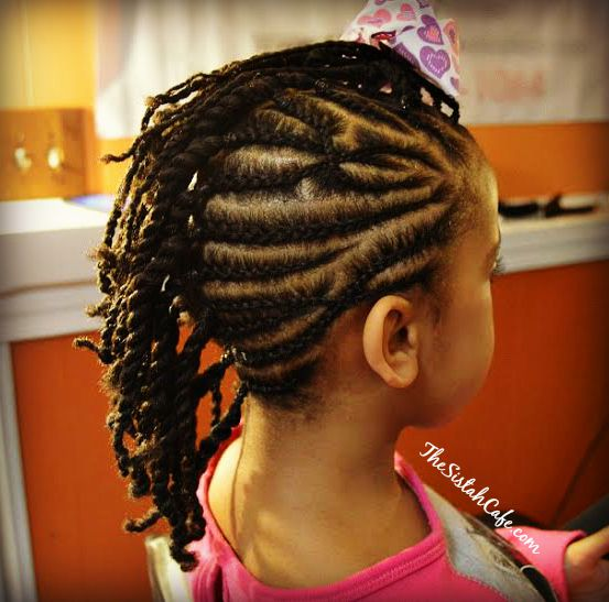 Wondrous The Pros Amp Cons Of Cornrow Styles For Children Naturalhair The Hairstyle Inspiration Daily Dogsangcom