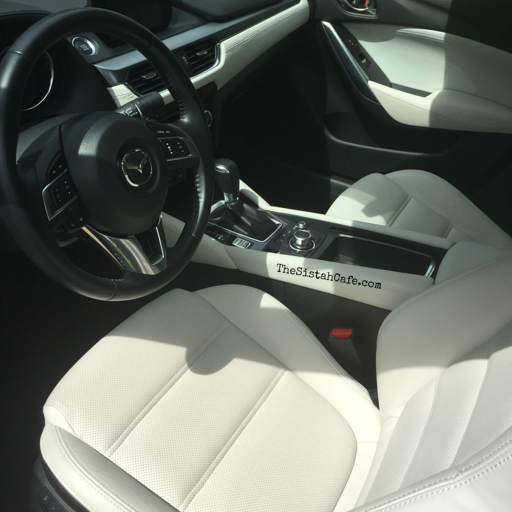Mazda 6 Leather Interior