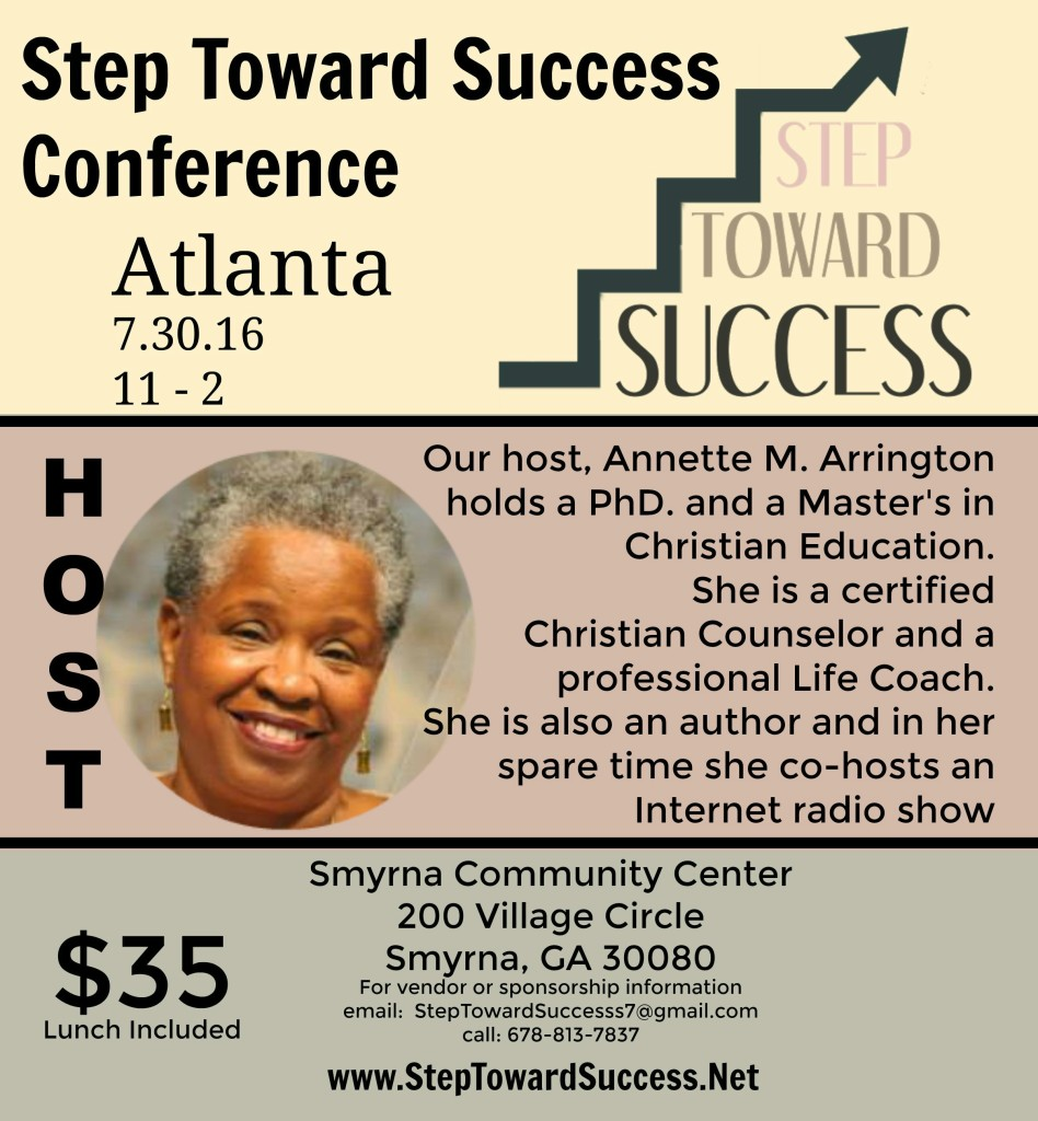 step-toward-success-conference-host