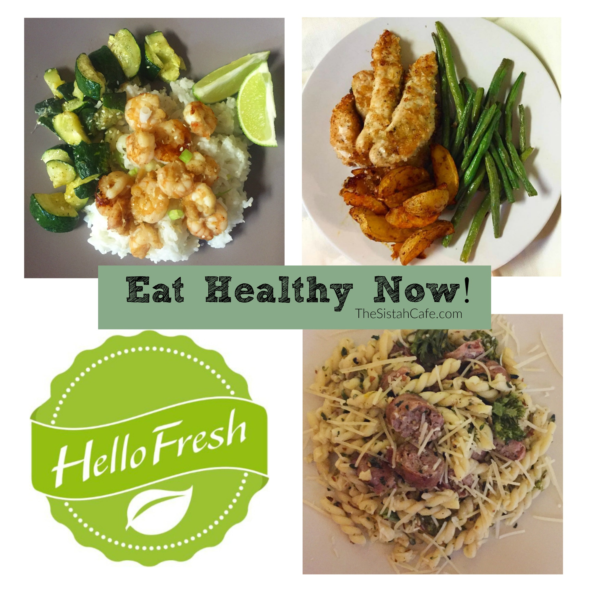 Eating Healthy With Hellofresh The Sistah Cafe