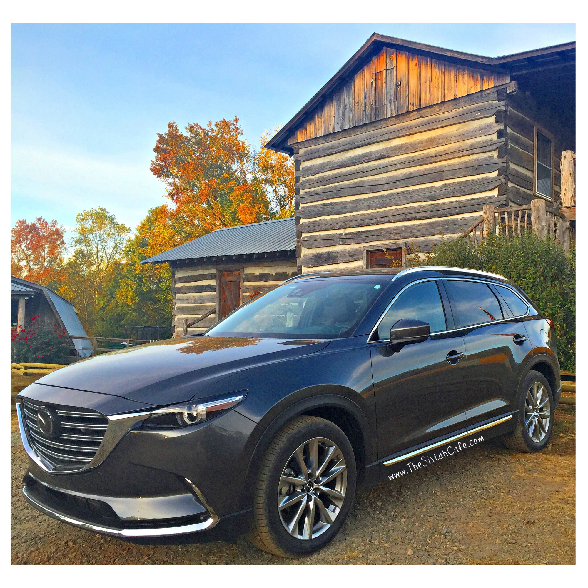 cruising wine country in the 2016 mazda cx 9 the sistah cafe. Black Bedroom Furniture Sets. Home Design Ideas