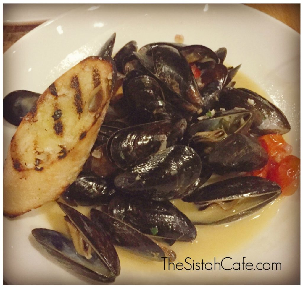 City Winery Atlanta Mussels