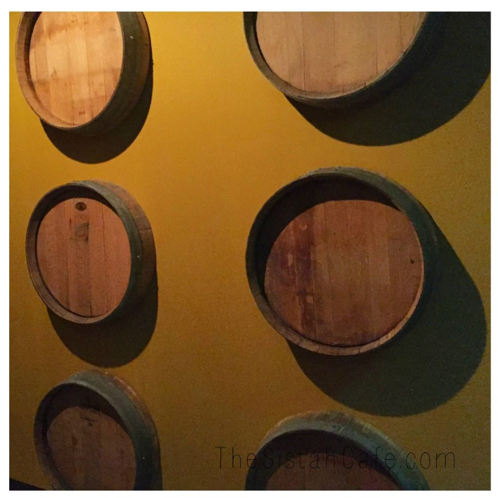 City Winery Barrels