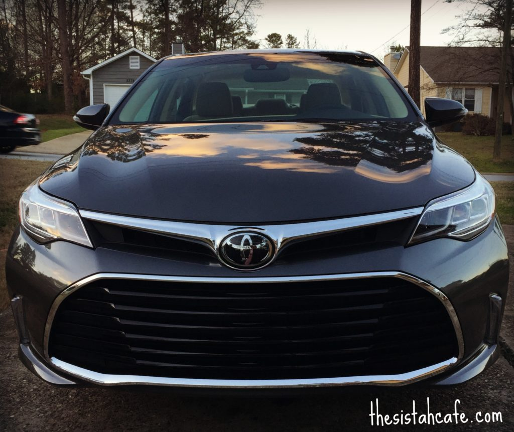 2017 toyota avalon full size luxury vehicle the sistah cafe. Black Bedroom Furniture Sets. Home Design Ideas