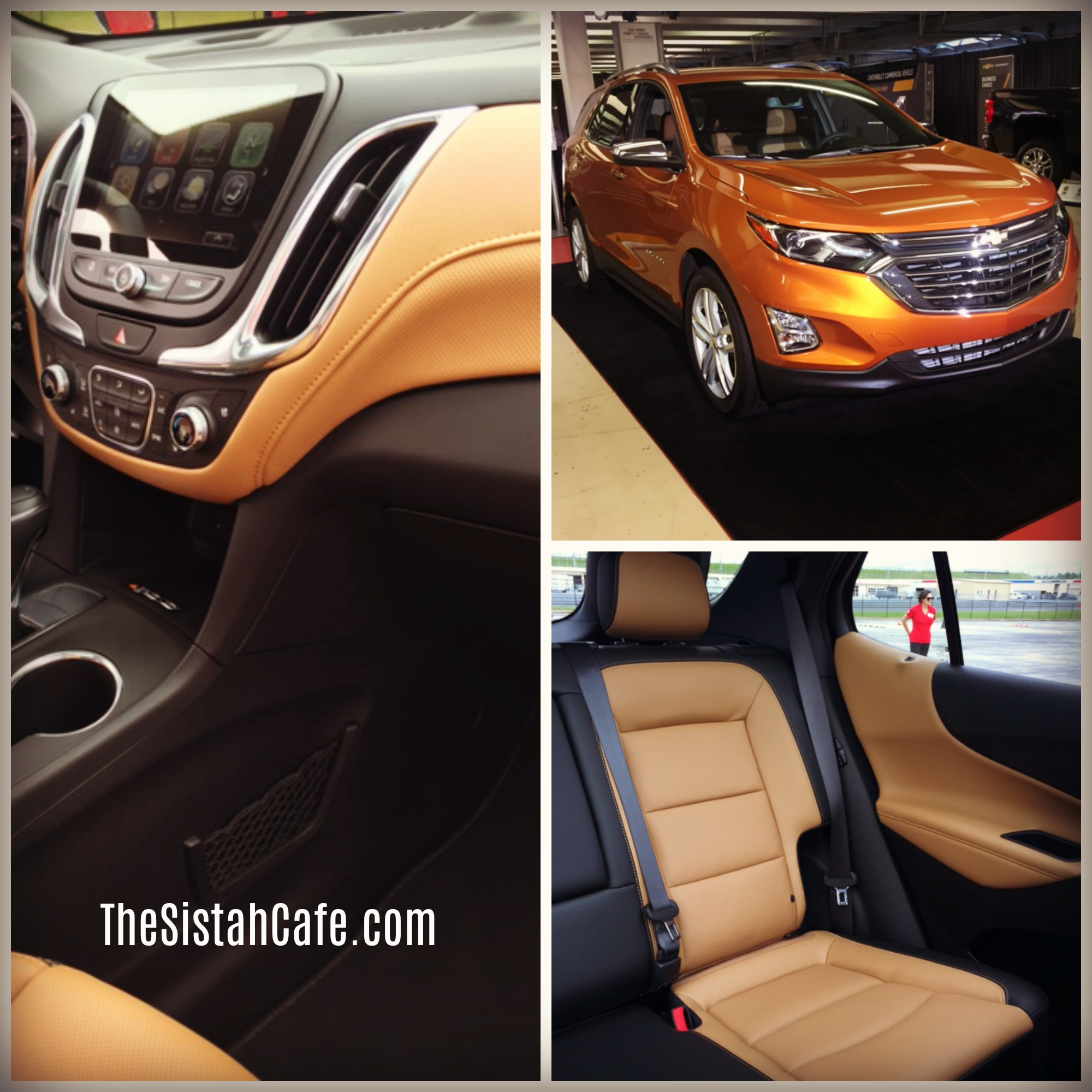 2018 Chevy Equinox Interior: My Chevy Find New Roads Experience #FindNewRoads