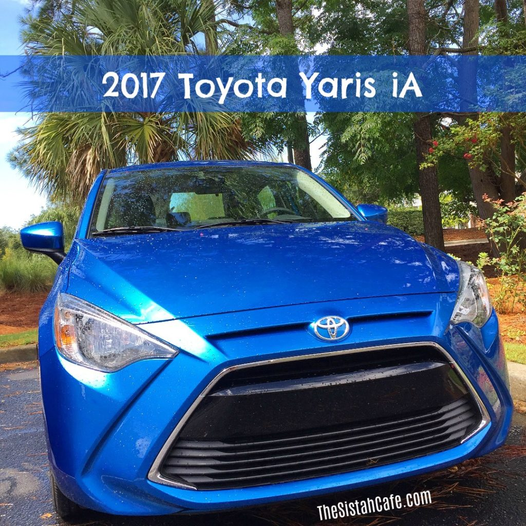 cruising myrtle beach 2017 toyota yaris ia the sistah cafe. Black Bedroom Furniture Sets. Home Design Ideas