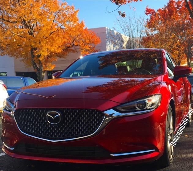 2018 Mazda Mazda6 Camshaft: Holiday Cruisin: 2018 Mazda6 Signature